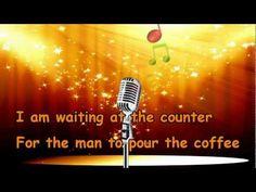Tom's Diner - Suzanne Vega w/ Lyrics