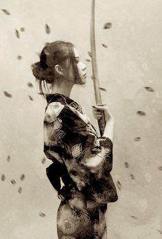 Japanese Samurai worriers | Japanese Woman | Knights, Soldiers, Samurai and Warriors