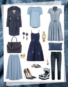 New denim classics for spring/summer 2014, fashion trends 2014, denim trends, denim pieces to buy right now