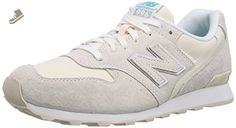 New Balance Wr996 Womens Trainers Off White - 5 UK - New balance sneakers for women (*Amazon Partner-Link)