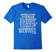 inktastic Angelman Syndrome Awareness Gift Toddler T-Shirt