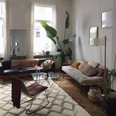 Scandinavian Living Room Designs I am not absolutely sure if you have noticed of a Scandinavian interior design. Interior Exterior, Interior Design, Decoration Design, Home Decor Inspiration, Design Inspiration, Apartment Living, Home And Living, Modern Living, Living Room Designs