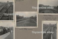 Tonbridge Railway Station 1958 steam trains no 753 photographs Kent Vintage Photographs, Trains, Engine, History, Ebay, Historia, Motor Engine, Train, Vintage Pictures