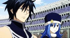 Gruvia Grand Magic Games Arc