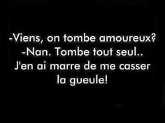 Viens, on tombe amoureux!