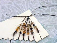 DIY Earring Project: Swarovski Crystal Tassel Earrings « Rings and Things