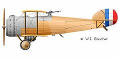 Hanriot HD-6 - 1918