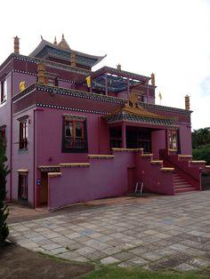 Templo Budista- Três Coroas-rio grande do sul- Brasil