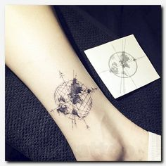 tattoo for women 25+ best ideas about Globe tattoos on Pinterest | Globe drawing
