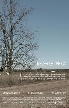 never let me go movie poster - Google Search