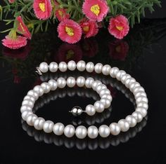 Cheap jewelry pig, Buy Quality necklace video directly from China necklace jewelry box Suppliers:Feature:Pearl Size: 10-11MMPearl Color: WhitePearl Shape:Button (As Photo's)Pearl Quality: AA Nice Pearl Qual