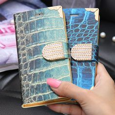 Bling Shiny Crocodile Pattern PU Leather Flip Cover for iPhone6 6s 6plus 6splus Case Card Slot Stand Function Diamond buckle Bag // iPhone Covers Online //   Price: $ 9.95 & FREE Shipping  //   http://iphonecoversonline.com //   Whatsapp +918826444100    #iphonecoversonline #iphone6 #iphone5 #iphone4 #iphonecases #apple #iphonecase #iphonecovers #gadget #gadgets