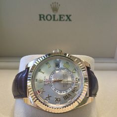 Great price on the Rolex Sky-Dweller Yellow Gold Silver Dial http://www.globalwatchshop.co.uk/mens-rolex-sky-dweller-326138.html?utm_content=buffere5d5e&utm_medium=social&utm_source=pinterest.com&utm_campaign=buffer DM for details