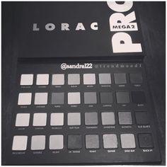 Lorac Mega Pro2 yes yes yes.