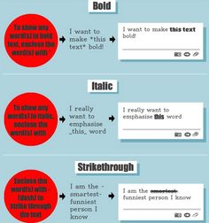 Bold, italics, and strikethrough in Google+ #EquippingBloggers