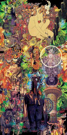 Luis Toledo - My favorite artist by faaaar.