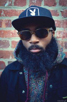 abf17c7e365e59 beardsftw: Follow BeardsFTW! Afro Dreads, Beard Game, Urban Street Style,  Dope