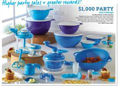 Let's celebrate Tupperware's birthday in the month of May. Only we are the ones getting the gift's how great is that. Let me help you get free products this month contact me at my2.tupperware.com/zjones