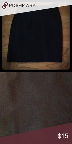 Jcrew Factory. Navy Pinstripe Pencil skirt. NWT. Jcrew Factory. Navy Pinstripe Pencil skirt. NWT. J. Crew Skirts
