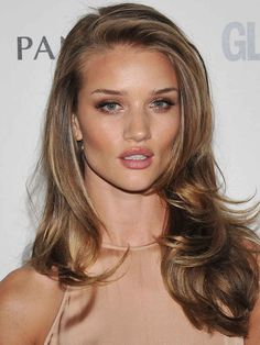 Rosie Huntington-Whiteley at the 2011 Glamour Women of the Year Awards.