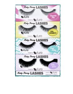 544c08e10d6 ASOS // Katy Perry For Eylure Lash Set Eylure Lashes, Cool Makeup Looks,