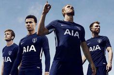 Nouveau equipement foot pas cher en ligne: Nouveau Exterieur maillot Tottenham Hotspur 2018