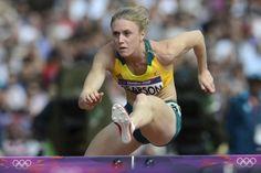 Aussie Sally Pearson wins Gold in 100m hurdles