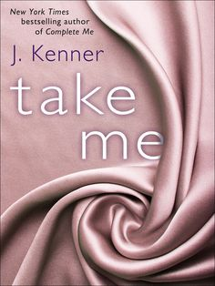 Yeah, baby! Take Me (a Stark Trilogy novella) is on sale now!  Fans of Damien, I love you guys!  Enjoy!