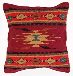 Aztec Throw Pillow Covers, 18 X 18, Hand Woven in Southwe... https://www.amazon.com/dp/B01AOKP848/ref=cm_sw_r_pi_dp_T.SHxbDDF0C53