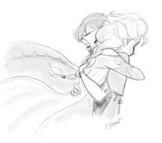 Elsa and Anna - Frozen ❄️