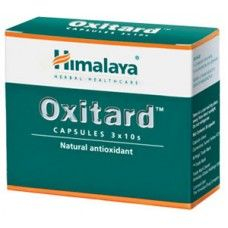 #Oxitardcapsules are used to enhance immunity. It is found to be effective in the treatment of various diseases associated with vital organs of the body like dematosis, recuperation, coronary artery diseases, diabetes mellitus.