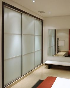 love this type of modern sliding doors for bedroom closets - Closet Doors Sliding