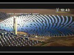 Energía Viviendo al límite, Eólica y Solar