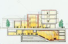 Drawings - Morgan Library (Renovation and Expansion) - Rpf