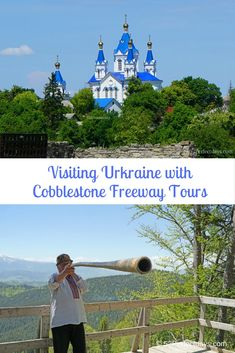 Explore the best villages, towns, foods, culture and tours in Ukraine. Why Visiting Ukraine on a Cobblestone Freeway Tour is your best bet. Europe Travel Guide, Europe Destinations, Budget Travel, Places To Travel, Places To Visit, Travel Advice, Travel Ideas, Travel Photos, Culture Travel