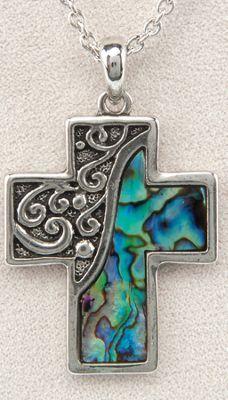 Filigree Cross Necklace - Christianbook.com