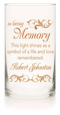 Memorial Candle - Always A Bridesmaid Orange - Personalized Candle Holders - Wedding Candles - 11 Funeral Memorial, Memorial Poems, Wedding Memorial, Memorial Gifts, Memorial Candles, Memory Candle Wedding, Candle Holders Wedding, Memory Crafts, After Life
