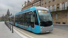 Mettis de Metz, version bleue