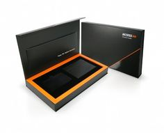 Access Bank Presentation Box  This is the prestigious presentation packaging that we designed and manufactured for the Private Bank, Access.