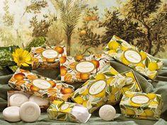 Arancia e Limone soaps  www.almara-shop.cz