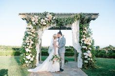 Ponte Winery Wedding   Lisa Moon Events   Temecula, CA   Jim Kennedy Photographers
