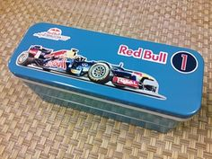 Red Bull Racing Bento Box