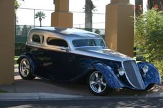 '33 Ford Vicky