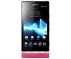 Xperia P from stores.sony