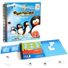 SmartGames Pingviinien paraati Leikkien