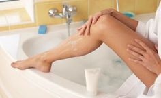 DIY Skin Smoother For Silky Soft Legs