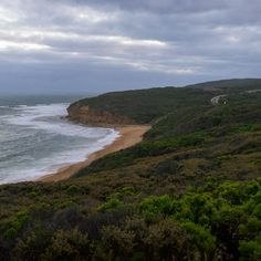 Moody Bells (2016).  As the daylight faded, I moved along the coast a few kilometres to the world famous Bells Beach. But I decided to explore this one another day.  Bells Beach, Vic. Australia. Words & Image: © Gary Light (9319 Nov 2016). Creative Commons: (CC BY-NC-ND 4.0).  #photography #nature #landscape #victoria #australia #beach #bellsbeach