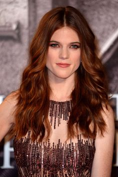 Rich up your brown hair with eSalon's 6.45 Light Brown (Copper Mahogany)