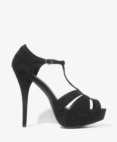 Womens heels, wedges, high heels and pumps | shop online | Forever 21 - 2000047279