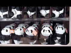 Campaña en redes sociales: Twitter Powered Vending Machine (TELUS & WWF-Canada) - YouTube